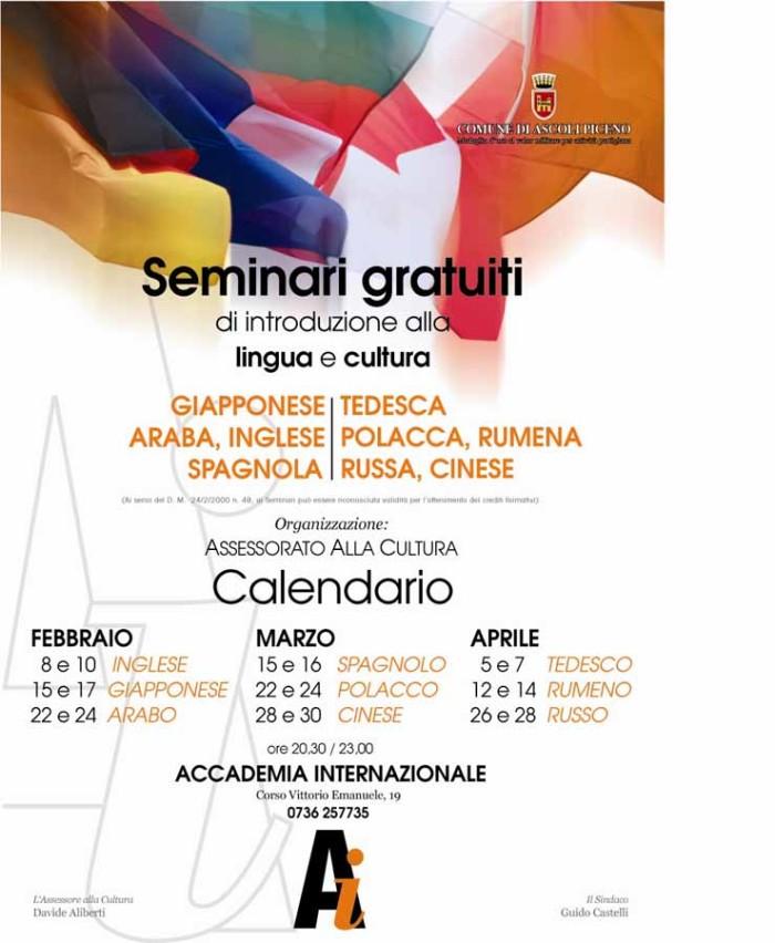 Seminari Gratuiti Il Mascalzone Archivio Storico San Benedetto Del Tronto L Informazione Della Riviera Adriatica A Portata Di Mouse