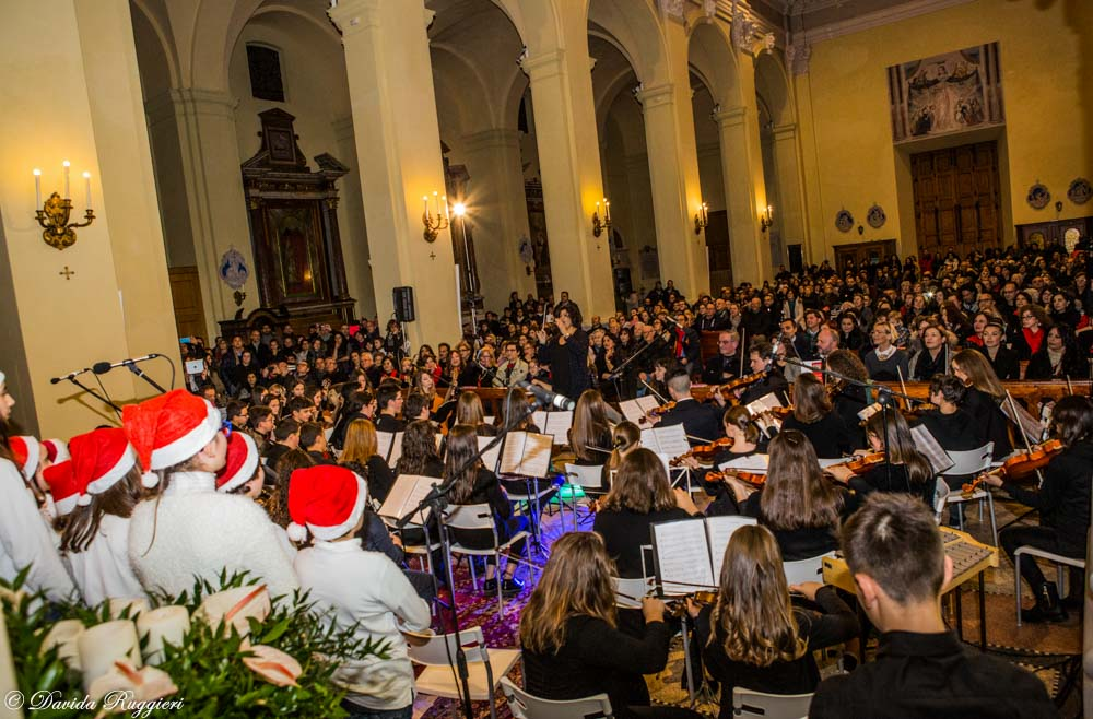 Happy Day, Concerto di Natale