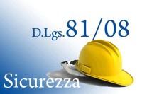 Sicurezza dlgs 81- 08