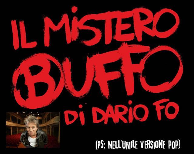 Mistero Buffo Paolo Rossi