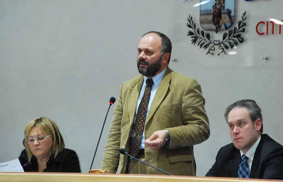 Giulietta Capriotti - Giovanni Gaspari - Antimo Di Francesco