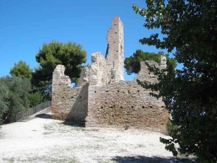 Cupra Marittima - il Castello di Sant'andrea