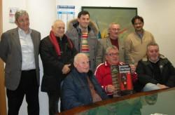 gruppo organizzatori  inverno teatrale 2012