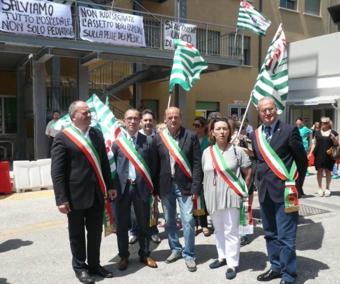 un momento della manifestazione, © www.ilmascalzone.it