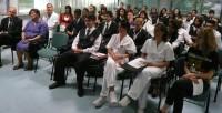 Questo Ospedale è un Albergo, un momento della cerimonia © www.ilmascalzone.it
