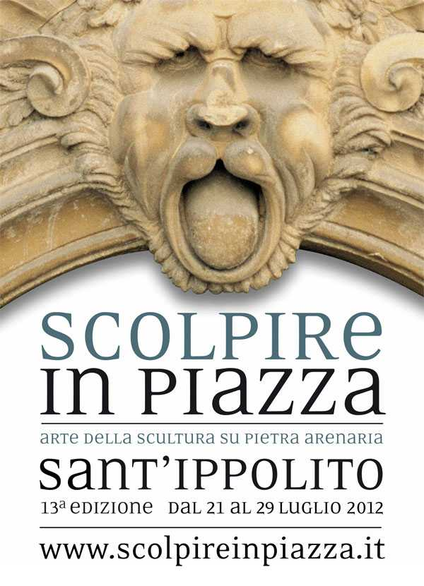 Scolpire in Piazza