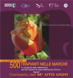 500 trapianti nelle Marche