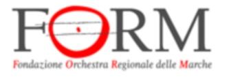 La Form e i rapporti con la Fondazione Pergolesi Spontini