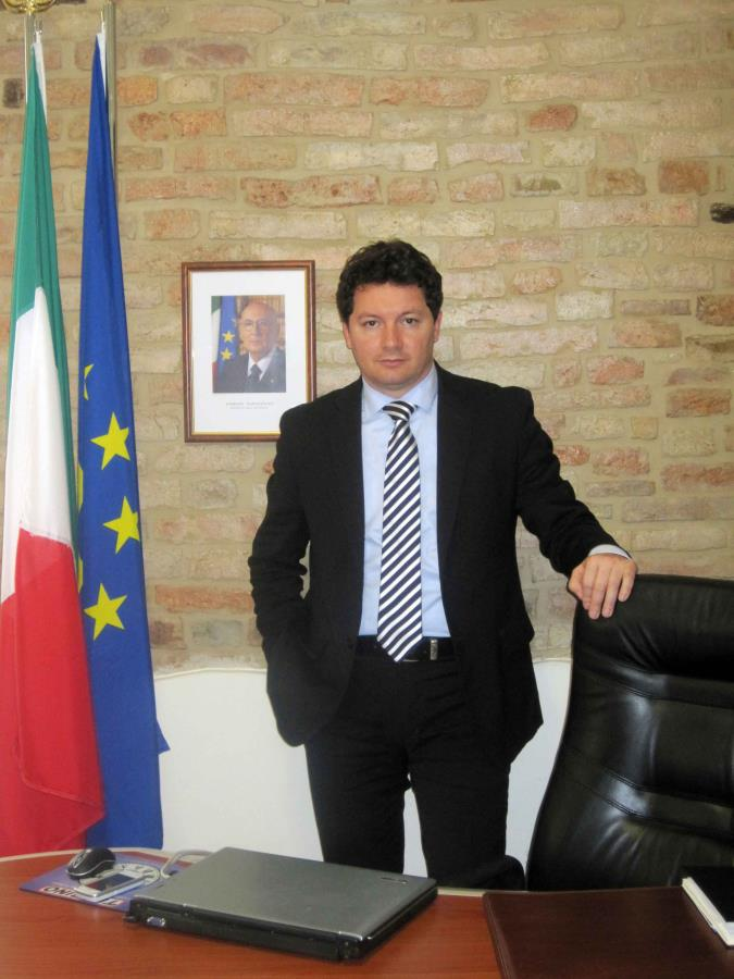 Cossignano, rieletto Roberto De Angelis