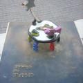 Sberleffino oggetto recente dei vandali
