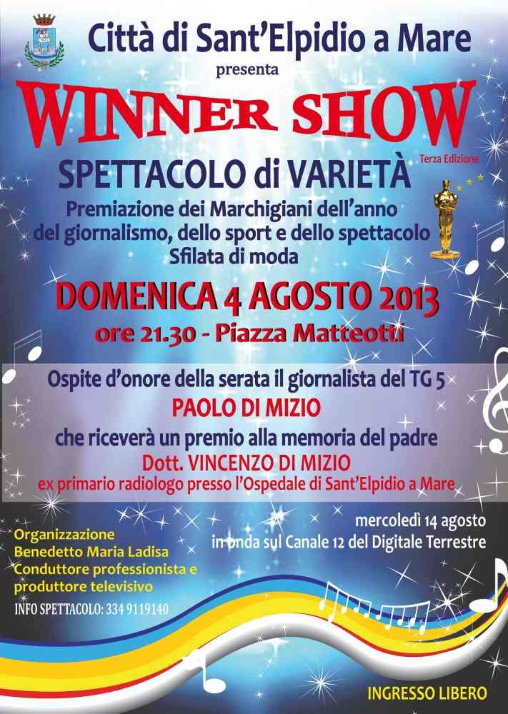 Winner Show 2013