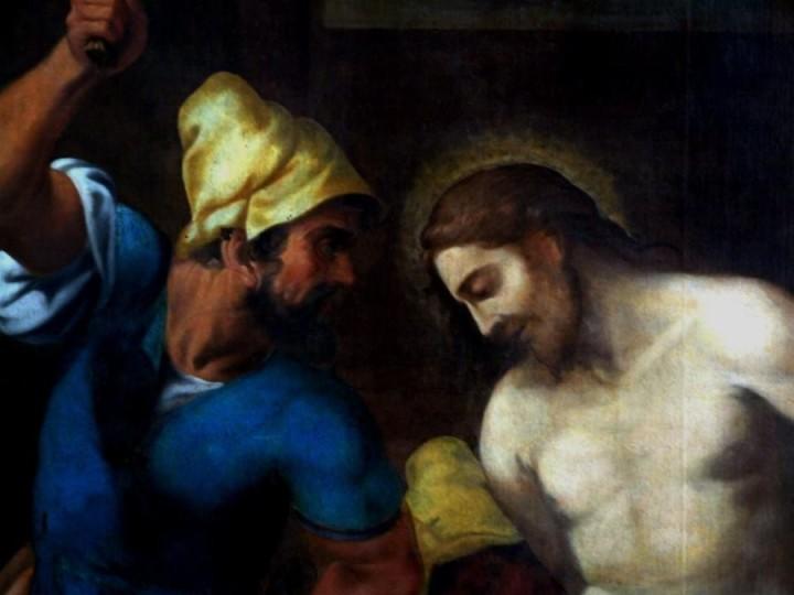 Gerolamo Grisi, La flagellazione del Cristo