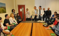Educational tour, un momento dell'Incontro con Viventi
