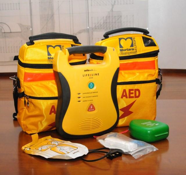 Venagrande Cardio-Protetta con il defibrillatore