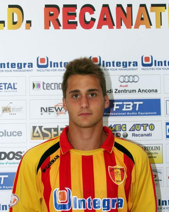 Recanatese, Palmieri la prossima stagione al Carpi (Serie B)