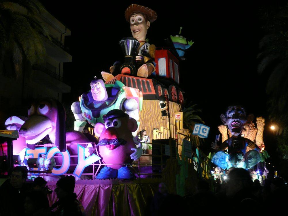 Iniziati i preparativi per Carnevale