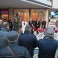 inaugurazione piazza Emanuela Setti Carraro
