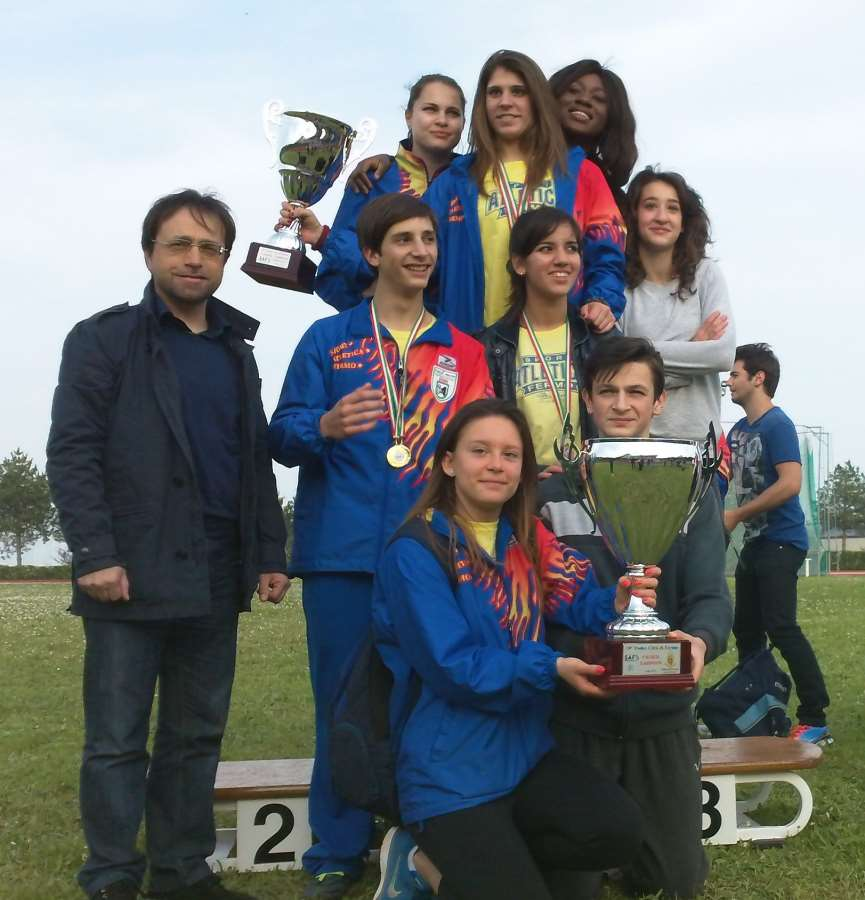 Atletica: alla Saf il Trofeo Città di Fermo