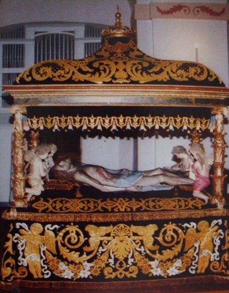 Ripatransone celebra il Venerdì Santo con la tradizionale Processione del Cristo Morto