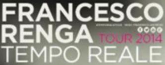 """Francesco Renga, data zero del """"Tempo Reale Tour"""" al Ventidio Basso"""