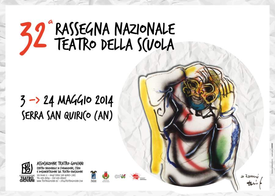 Dario Fo sarà protagonista della 32esima Rassegna Nazionale del Teatro della Scuola