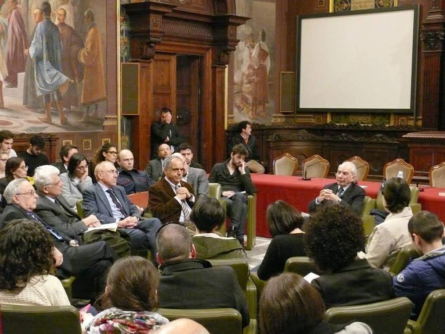 """Giuliano Amato a UniMc, """"Ecco come funziona la Corte costituzionale"""""""