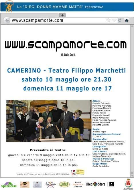www.scampamorte.com - Dieci Donne Mamme Matte