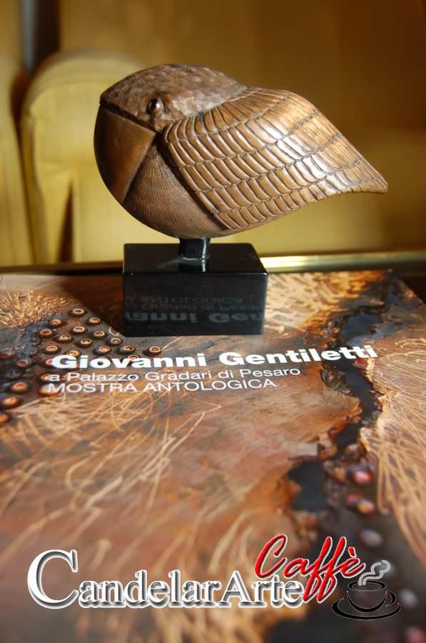 CandelarArte caffè, l'opera di Giovanni Gentiletti