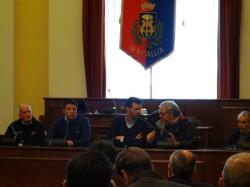 la visita di Renzi a Senigallia