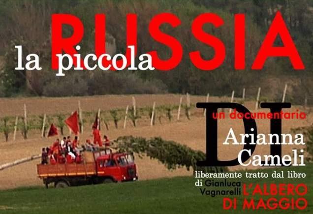 """Arianna Cameli, """"La piccola Russia"""" a Grottammare"""
