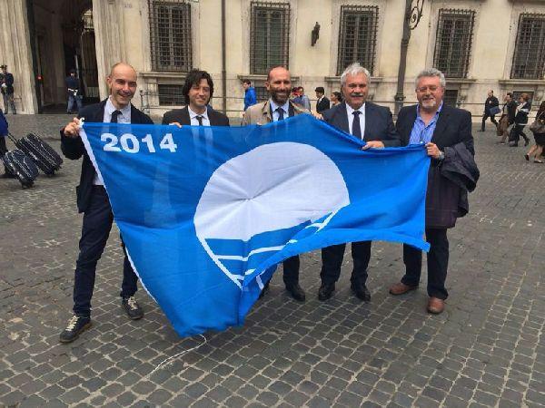 Ed è ancora Bandiera Blu