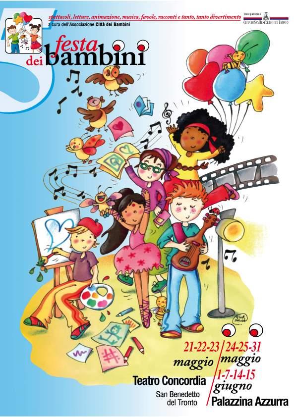 Festa dei Bambini alla Palazzina Azzurra