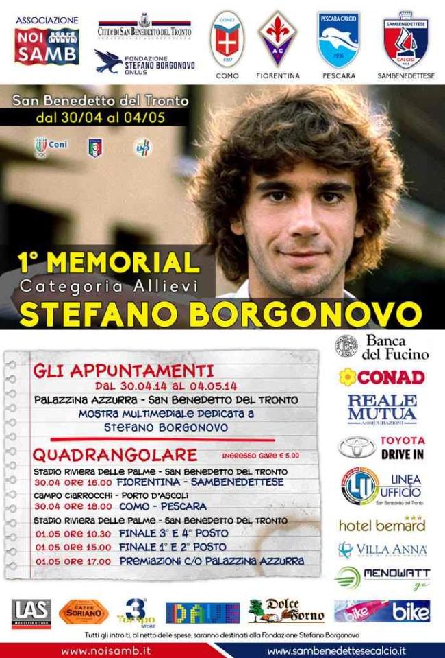Memorial Stefano Borgovono