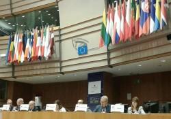 Macroregione, Gian Mario Spacca a Bruxelles