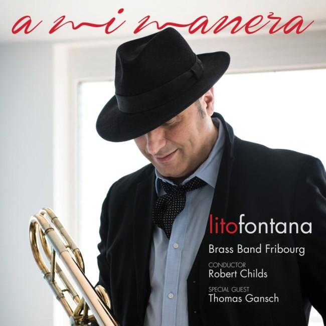 """Lito Fontana, """"A mi manera"""""""