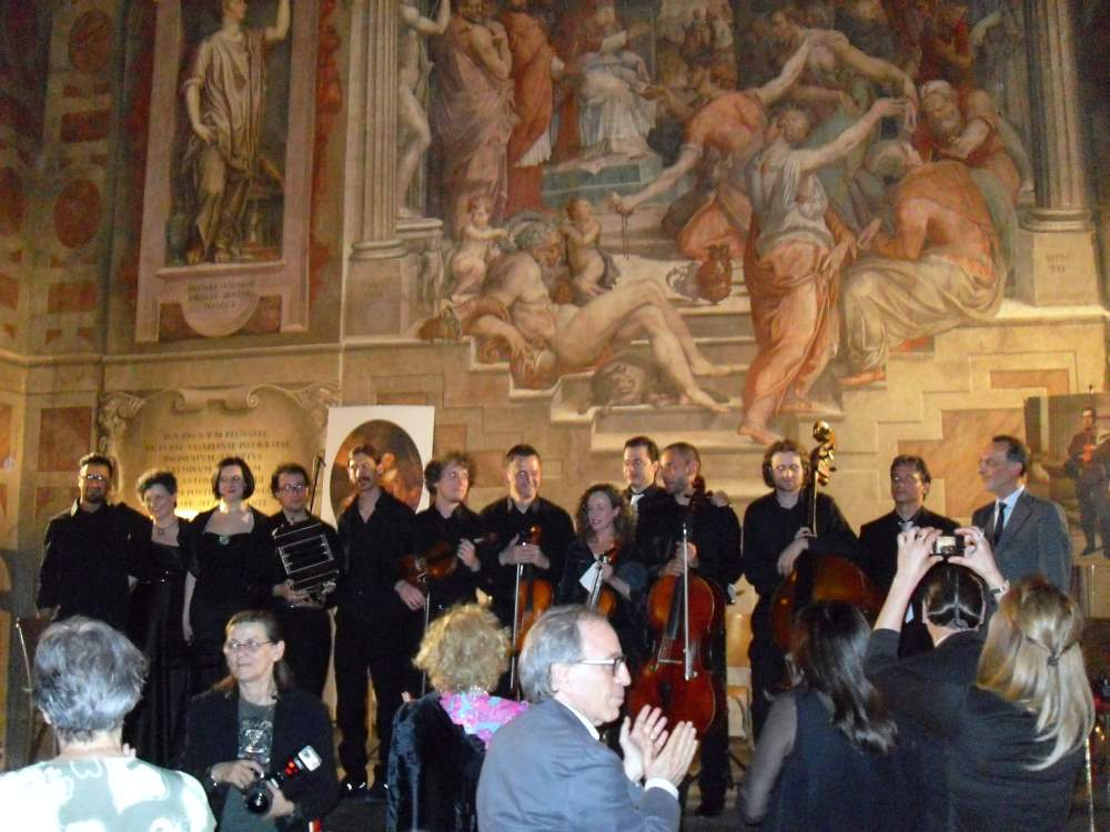 """In Vaticano trionfo per il """"Qoelet"""" di Passarella"""