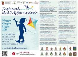 Festival dell'Appennino 2014