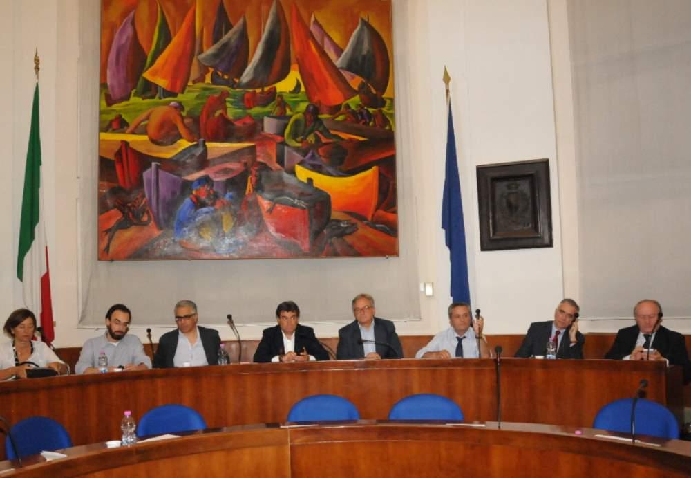 A Fano la Giunta regionale incontra l'amministrazione comunale sui principali temi della città