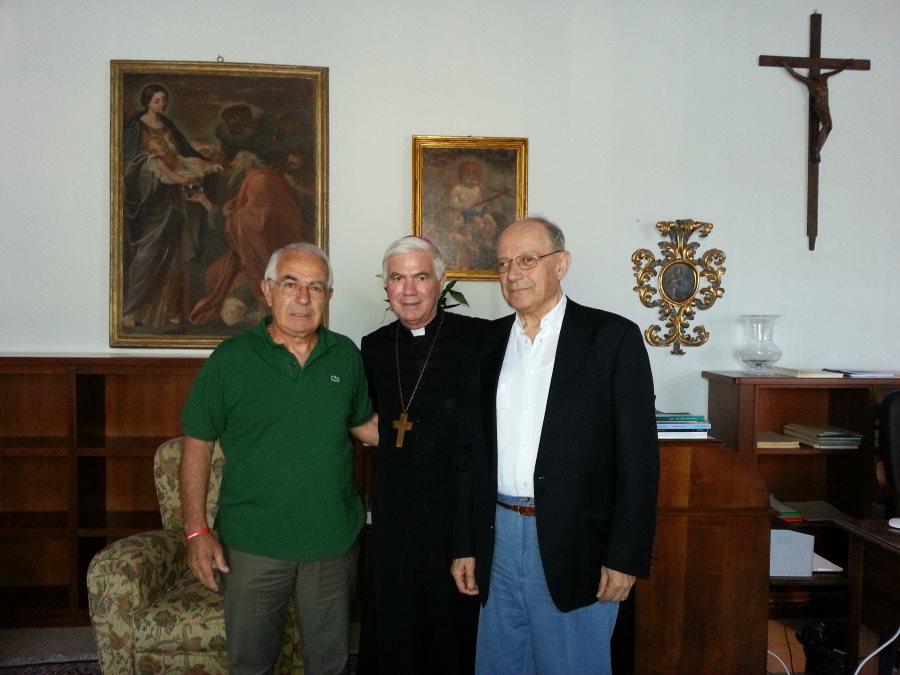 Gara podistica Ascoli – San Benedetto: la nona edizione con il Vescovo