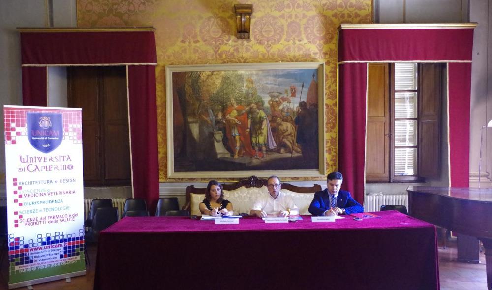 Presentato a Civitanova Marche l'accordo tra l'UniCam e la Next Equity Crowdfunding Marche srl