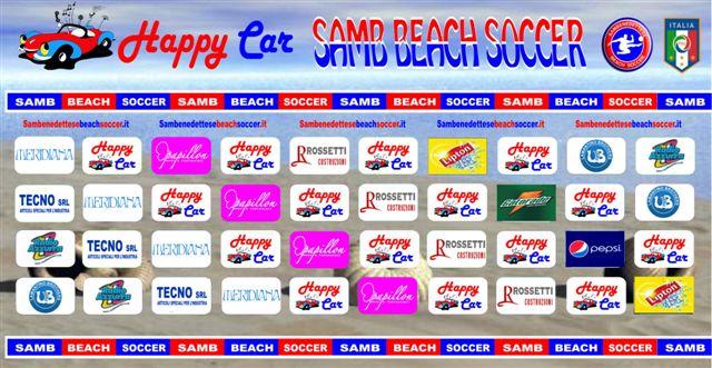 PARTNERS Samb Beach Soccer  2014