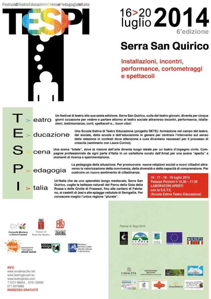 2a giornata del TESPI a  Serra San Quirico