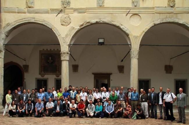 gruppo congresso fisica