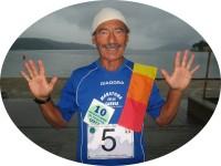 Francesco Capecci_10 maratone in 10 giorni - Orta