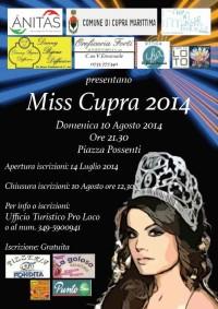 Miss Cupra 2014