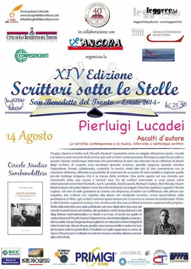 Pierluigi Lucadei - Ascolti d'Autore