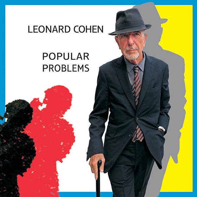 """""""Popular Problems"""", il 23 settembre arriva il nuovo album di Leonard Cohen"""