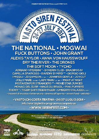 """""""Siren Fest, evento di grande suggestione"""": il bilancio di DNA Concerti"""
