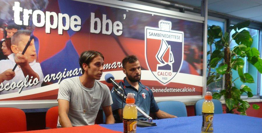 Samb – Giulianova 4 a 0