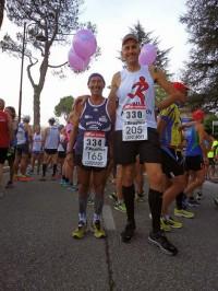 Francesco Capecci e Gabriele Gelo Rusin un anno dopo